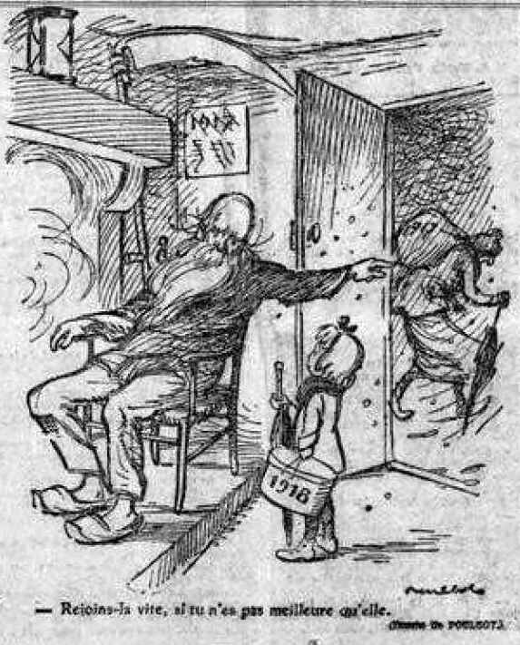 Le Journal 01 01 1918