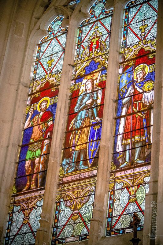 Histoire de La chapelle Sainte Catherine de Fierbois (15)