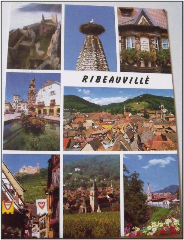 Ribeauvillé - datée 2004