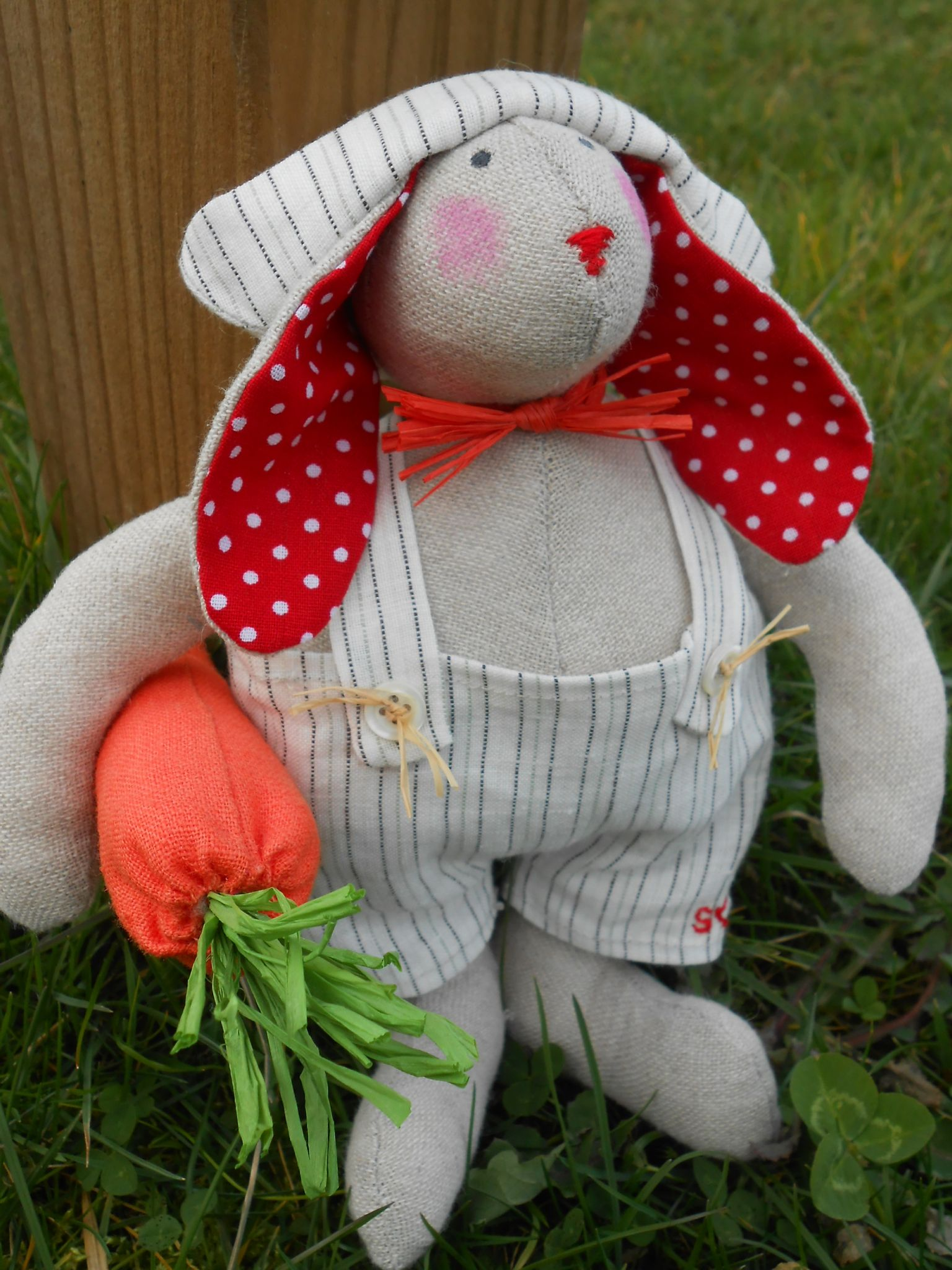petit lapin carotte