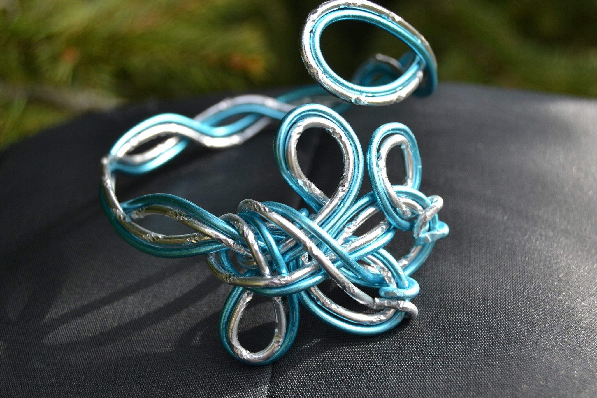 Bijoux Aluminium Bracelets