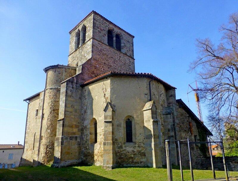 église de Chaméane