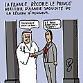 hollande-arabie
