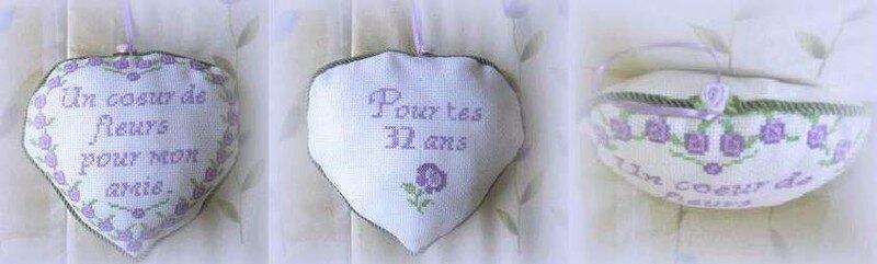 082 - Coeur pour une Amie - Lorena