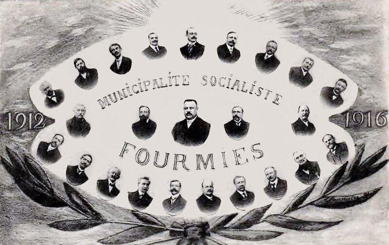 FOURMIES-1912-1916