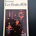 Les fruits d'or