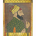 Prince murad bakhsh, probably aurangabad or bijapur, central india, circa 1650