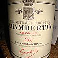 trapet 2006 chambertin