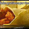 Enchiladas gratinees