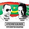 Mauritanie : l'onu appelle les autorités à enquêter sur les circonstances de la détention arbitraire de deux blogueurs