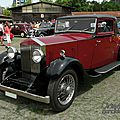 Rolls royce 20/25 trupp & maberly fixed head coupe doctor-1932