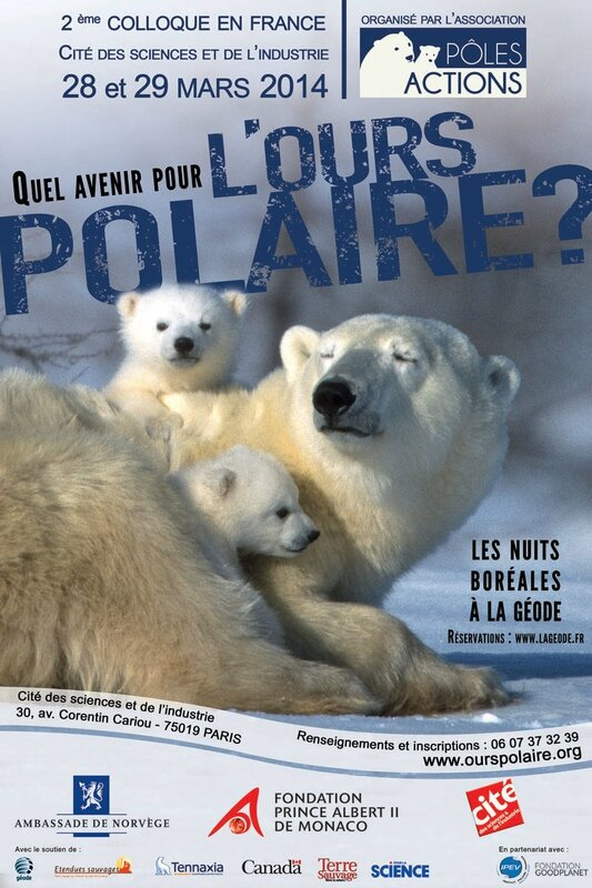 COLLOQUE OURS POLAIRE
