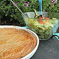 Roule galette pour le kouign patatez: pommes de terre, blé noir et beurre!