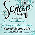 Info scrap.....salon a bergues.....