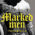 Rule (marked men tome 1) ❉❉❉ jay crownover