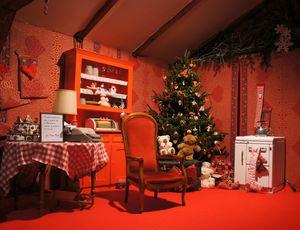 La maison de Noël place Lambert