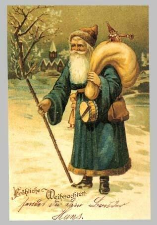carte anc Noel