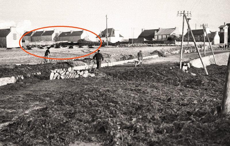 Ch37 - Le goémon sur la route du Loch en 1950