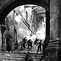 Detaille, Attaque du chateau de Ladonchamps (1874)