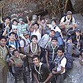 El grupo scout