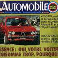 Moto test ks125 1973