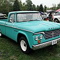 Dodge d200 sweptline 1962-1964