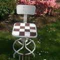 Une nouvelle chaise