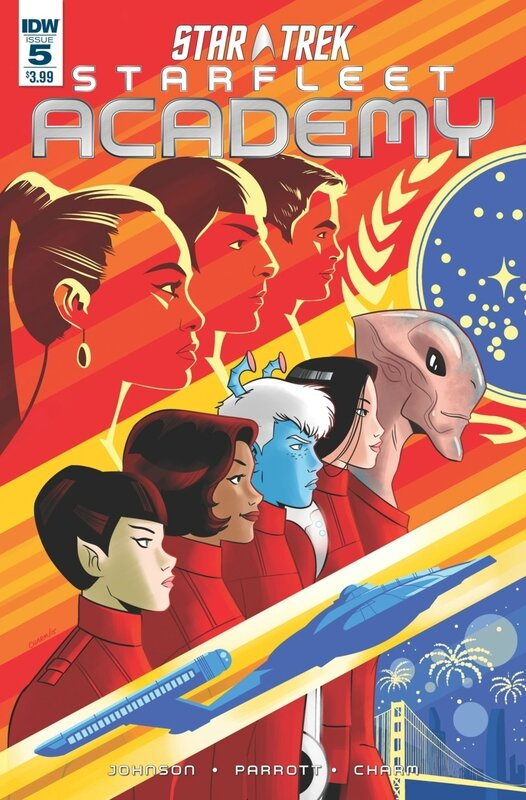 IDW star trek starfleet academy 05
