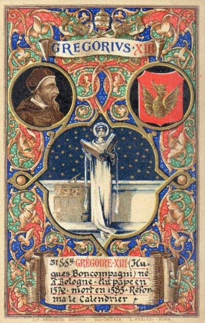 CPA Grégoire XIII