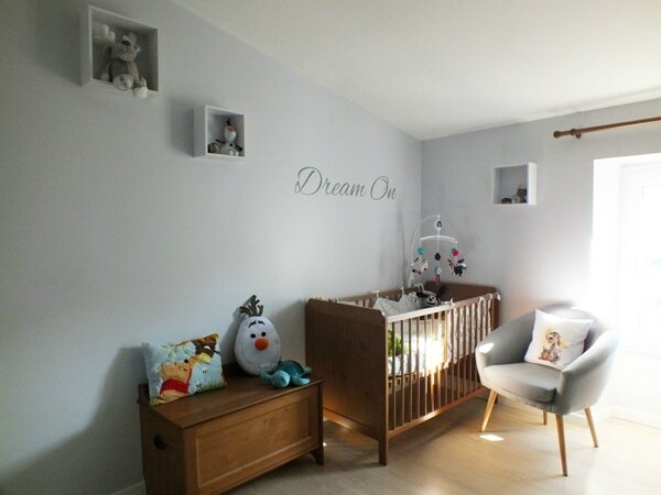 1 Baby Room Tour Ma Bulle Cosmeto
