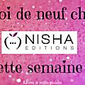 Chez nisha cette semaine... 03.03.17