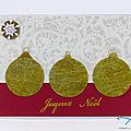 Carte de noël - christmas card