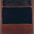 Exhibition traces the history of mark rothko's use of dark colors