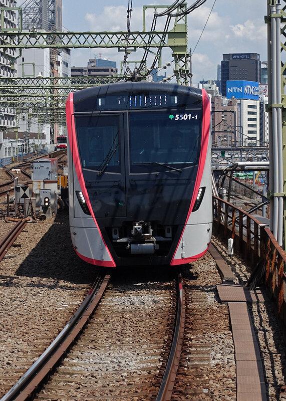 Toei 5501