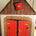 Ma maison est en carton... finished!