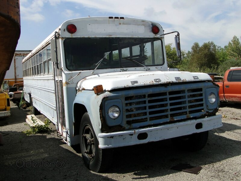 ford f 700 school bus 1973 1979 oldiesfan67 mon blog auto. Black Bedroom Furniture Sets. Home Design Ideas