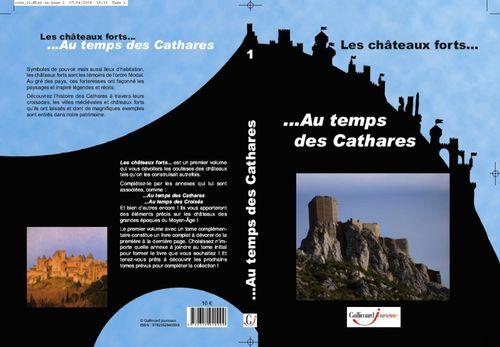 Couverture Chateau fort tome 1