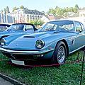 Maserati mistral coupé 1969