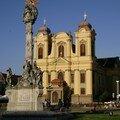 Roumanie, Timisoara, place Unirii (Unite)