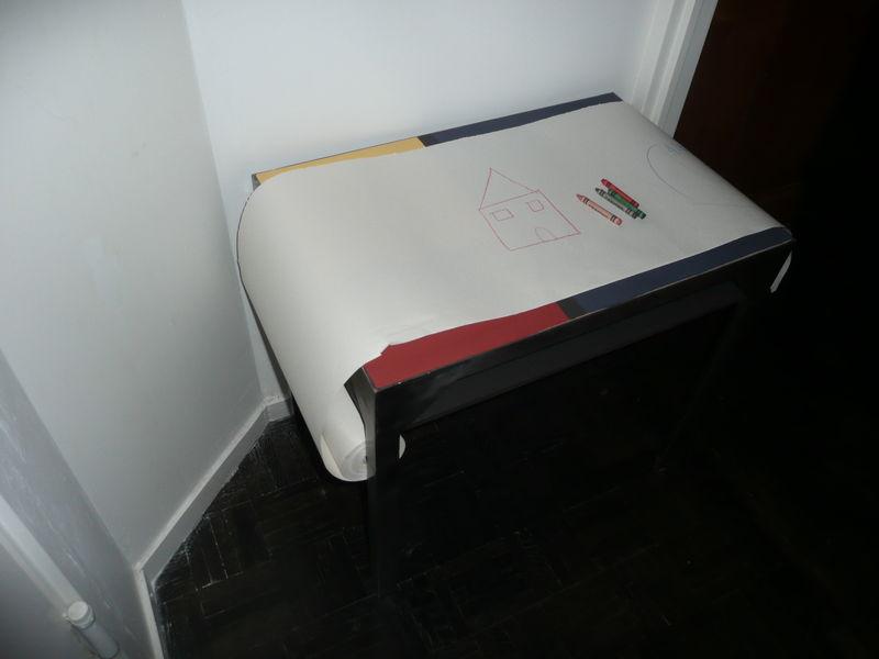 Bureau marguerite bench steelcase à vendre à rabat dans matériels