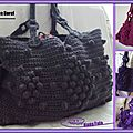 Sac Darel mosaique