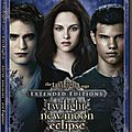 The twilight saga: triple dvd