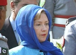 Hillary Clinton secretary of State