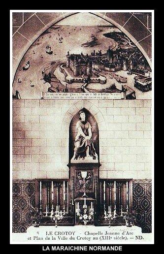 Chapelle Jeanne d'Arc Le Crotoy