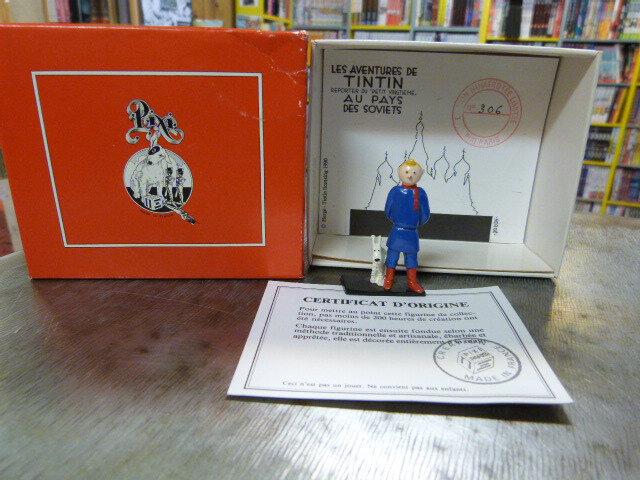 "Pixi "" Tintin au pays des Soviets"" Tintin et Milou, n° 4588 (Hergé)"