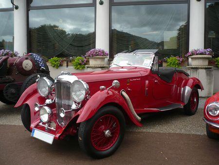LAGONDA LG 45 Rapide 1936 Baden Baden (1)