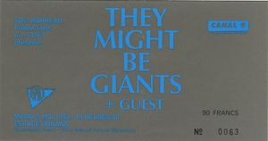 1992_05_They_Might_be_Giants_Espace_Ornano_Billet