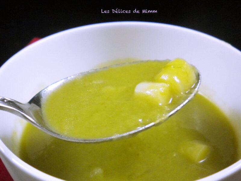 La soupe poireaux-pommes de terre de ma grand-mère 3