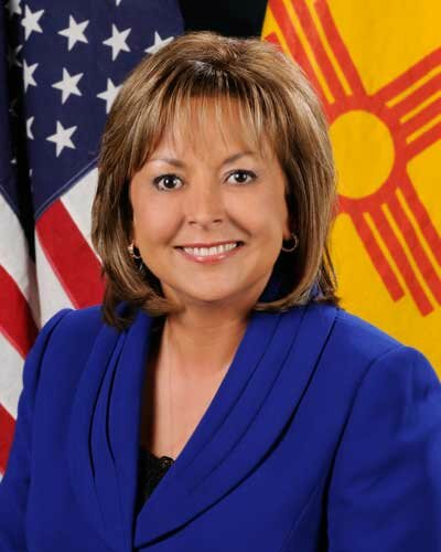 Susanna Martinez Texas governor