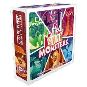 Boutique jeux de société - Pontivy - morbihan - ludis factory - Shy monsters